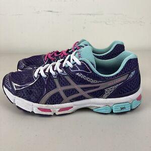 Asics Gel-Exalt 2 Womens Running Shoes US 11 Purple VGC + Free Postage