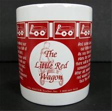 The Little Red Wagon Margaret Katter Coffee Mug Cup Master Teacher Inc