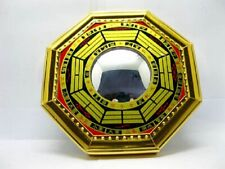 New Fengshui Bagua Convex Mirror Chinese Oriental Hanging (FS-H26)