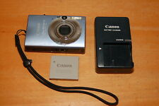 Canon PowerShot Digital ELPH SD1100 IS 8.0MP Digital Camera Blue