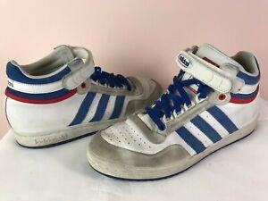 Adidas Originals Concord Mid Bianco/Rosso/Blu Sneakers US 8.5 UK 8 EU 42 G17151