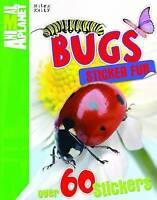 Sticker Fun Bugs (Animal Planet Sticker Fun), Belinda Gallagher, Very Good Book