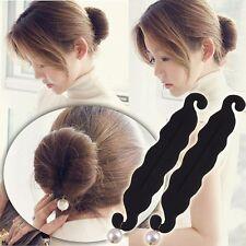 Popular Women Imitation Pearl DIY Hair Tools Elastic Hairpin Headwear Hairbands
