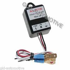 SOSTITUZIONE Intermittenza elettronica 6/12/24V FRECCE normali o LED MOTO