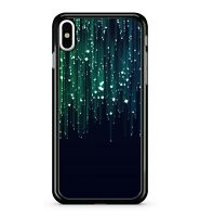 Dazzling Green Matrix Twilight Dazzling Shooting Cosmo Stars 2D Phone Case Cover