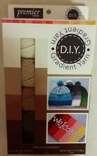 Premier Yarns DIY Gradient Yarn 5 Count Box 1046-05 Brown
