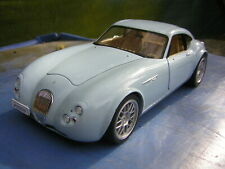 "Wiesmann MF 4 GT  Sondermodell  2006   ""Lightblue""  1/18  gebr.Originalzustand"