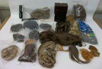 Estate Lot of 20 Vintage Doll Wigs Various Colors & Sizes
