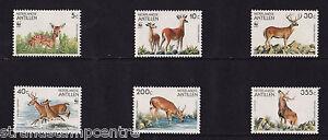 Netherlands (Antilles) - 1992 White-Tailed Deer - U/M - SG 1060-65