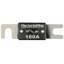 Metra Anl100- InstallBay 100 Amp Anl Fuses 10Pack For Car Audio Amp Installation