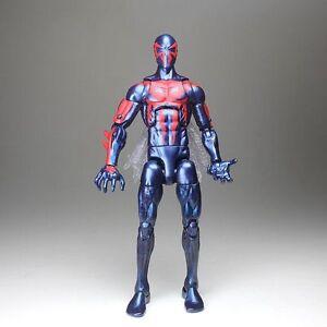 "Marvel Legends Infinite Series Spiderman 2099 Homecoming 6"" Loose Action Figure"