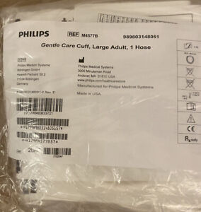 Philips Gentle Care Cuff, Large Adult M4577B LOT OF 10 NEW