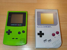 Nintendo Game boy und Game Boy Color mit 11 Game Boy Spiele