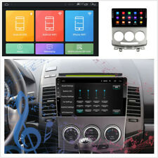 For 2005-10 Old Mazda 5 Android 9.1 9'' Stereo Radio GPS WiFi 4G Mirror Link DAB