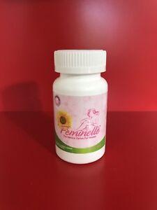 Feminelle 30 Capsules Control Menopause Woman Menopausia Laura Flores Feminel