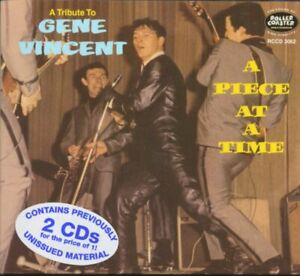 Gene Vincent & The Blue Caps - A Piece At A Time - A Tribute To Gene Vincent ...