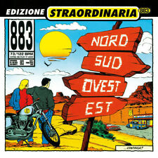 883  Nord Sud Ovest Est (Edizione Straordinaria) 2 LP VINILE Rosso Numerato NEW
