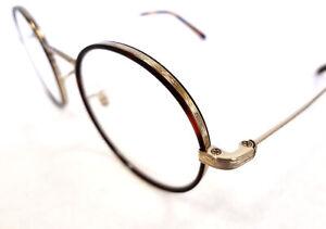 OLIVER PEOPLES Optical Frame OV1250T 5035 TITANIUM Round Tortoise/Gold JAPAN-New