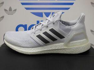NEW ADIDAS Ultraboost 20 Men's Running Shoes, Color Dash Grey, EG0694