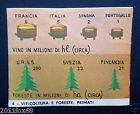 figurines figuren cromos picture cards figurine europa 4 imperia 1965 foreste jx