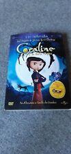 CORALINE e la porta magica - dvd edizione da collezione 3D 2 dischi