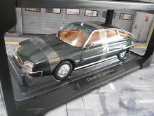 CITROEN CX 2200 Pallas 1976 vulkan grey grau NEU NEW Norev 1:18