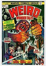 Marvel - Weird Wonder Tales #1 - Vg/Fn Dec 1973 Vintage Comic Book