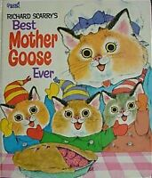 Richard Scarrys Best Mother Goose Ever by Richard Scarry