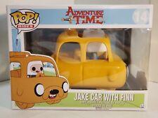 Funko Pop Rides #14 - Adventure Time Jake Car with Finn