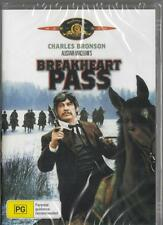 BREAKHEART PASS - CHARLES BRONSON - NEW & SEALED DVD - FREE LOCAL POST