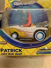 SpongeBob Pull Back Patrick Hot Rod Boat Vehicle