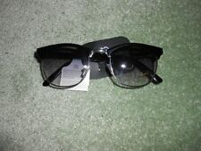 Really vintage style sunglasses BNWT black frames by Opia 100% UV400 protection