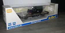 Kibri 26270 H0 DB Niederbordwagen mit KAELBLE Zugmaschine DB ___ Fertigmodell