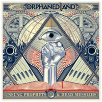 ORPHANED LAND - Unsung Prophets & Dead Messiahs 2 CD