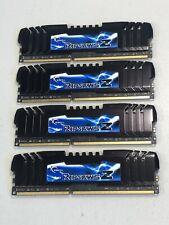 G. Skill Ripjaws Z Series 16GB Lot of 4 x 4GB DDR3-2133 PC3-17000