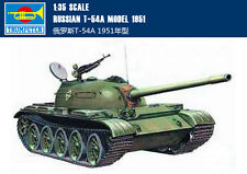 Trumpeter 00340 1/35 RUSSIAN T-54A Model 1951