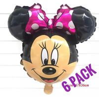 6 Minnie Mouse Birthday Party Air Baby Shower Fill FREE SHIP