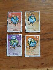 Nederlandse Antillen jaar 2006 nrs 1696 - 1699 gestempeld (a3, 49, 429)