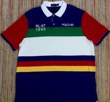 NWT Ralph Lauren 1993 POLO Shirt CP-93 Limited Edition XXL Stadium Hi Tech