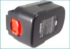 BATTERIA 14.4v per Black & Decker epc14ca epc14cab hp142k 499936-34 Premium Cella