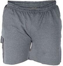Pantalones cortos de hombre grises talla XL