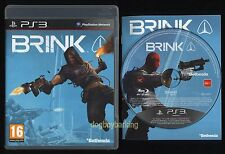 Brink PS3 great condition Playstation 3 game