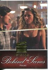 Revenge Season 1 Behind The Scenes Chase Card BTS-02 Places!
