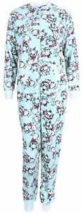 Mint Green All In One Piece Pyjama For Ladies Marie The Aristocats DISNEY