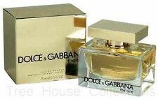 Treehouse: D&G Dolce & Gabbana The One Eau De Parfum EDP Perfume For Women 75ml