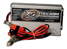 XS POWER BATTERY 12V AGM IntellicCharger Battery Charger P/N HF1215