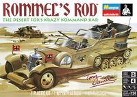 Revell Tom Daniel's Rommel's Rod Plastic Model Car Kit 1/25 4484 In Stock