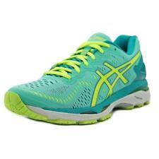 Asics Gel-Kayano Women US 9 Green Running Shoe 2676