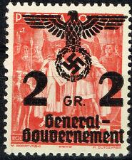Germany Start of WW2 General Government Swastika Eagle 1939 G2 MLH