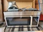 "Bosch 300 30"" 300 CFM Ventilation Over-the-Range Microwave Oven HMV3053U photo"